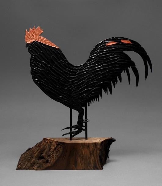 Black Rooster 01