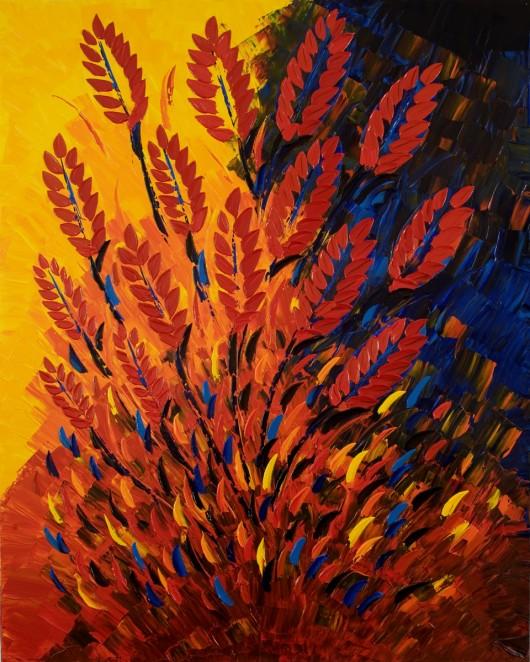 Desert Paintbrush
